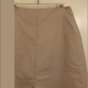 Akris Skirts - Fabulous Akris nude color skirt size 12